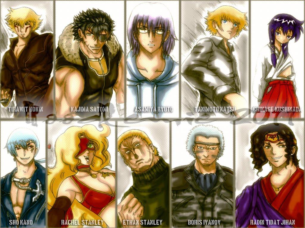 Yomi line-up