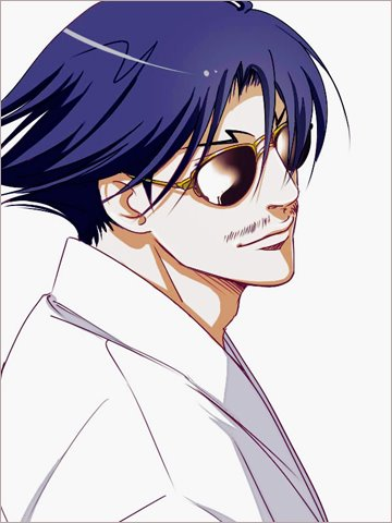 Akisame in Sunglasses