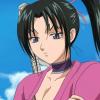 Shigure Staring