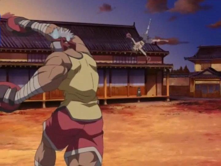 Apachai Training Kenichi