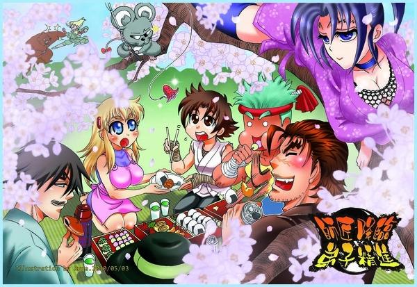 Ryozanpaku Family
