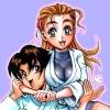 Miu and Kenichi