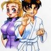 Kenichi & Miu