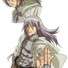 Isshinsai Ogata Official OVA Art