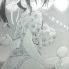 Shigure Eating