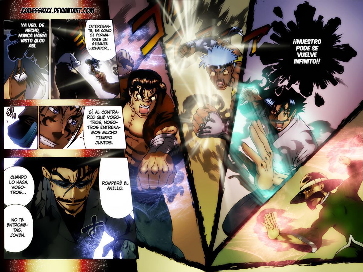 Ryozanpaku's Power is Infinite!