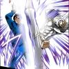 Ogata Kicks Tanaka's Cellphone Away