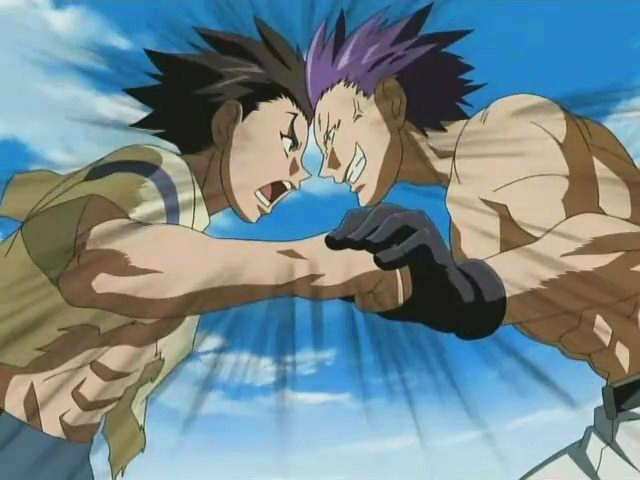 Kenichi vs. Ryuto