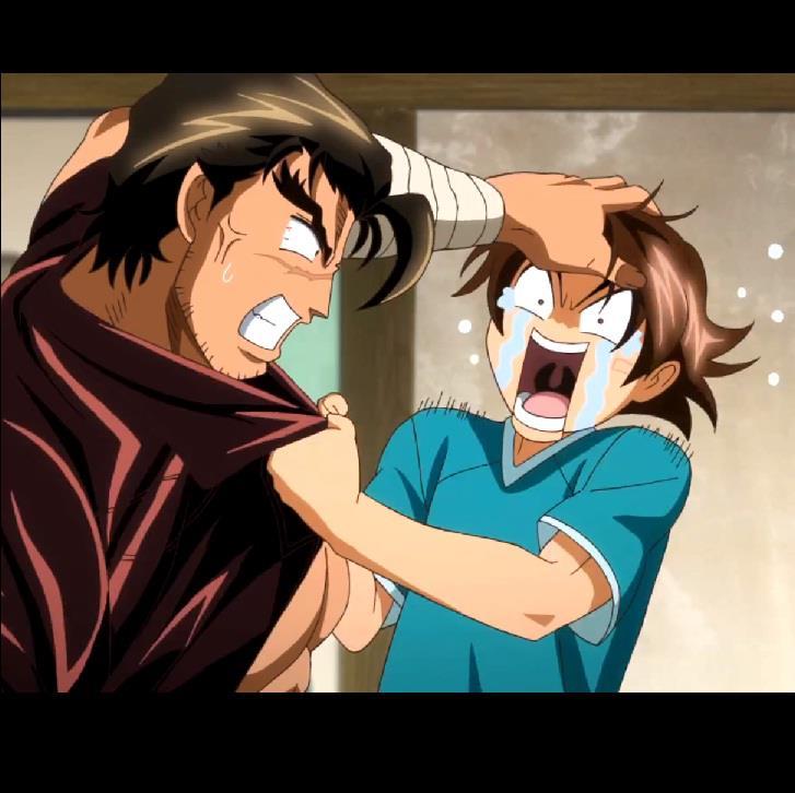 Sakaki Loves Kenichi (and Vice Versa)
