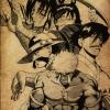 The Master of Ryozanpaku on Parchment