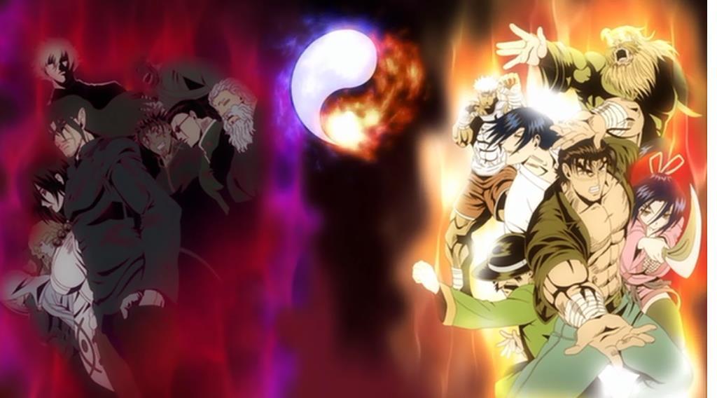 Satsujinken vs Katsujinken: Yami vs Ryozanpaku
