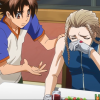 Kenichi Talks to Eclair Over a Meal