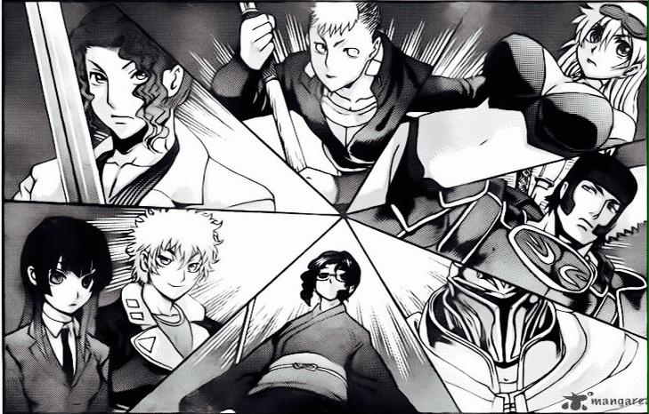 Armed Yomi Members